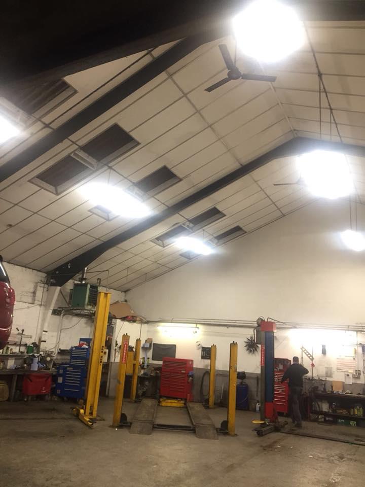 Inside lighting 1